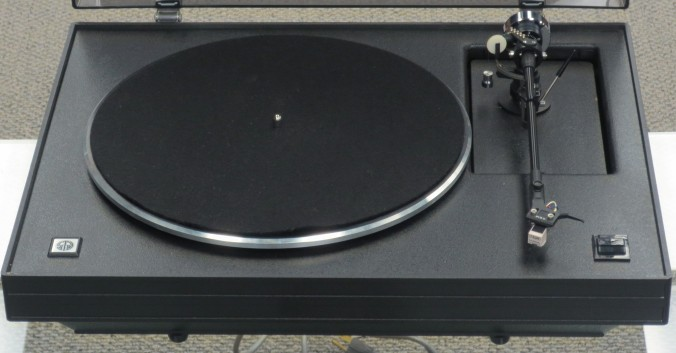 Strathclyde 305S Turntable