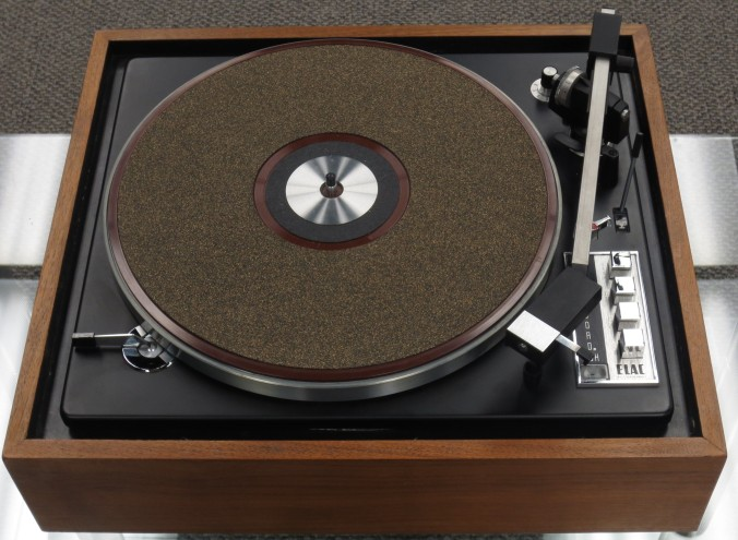 Elac Miracord 50H Turntable with Shure Cartridge