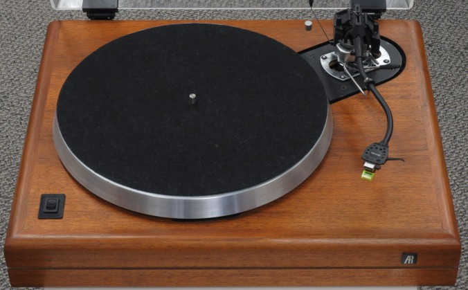 The AR Turntable