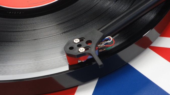 Rega RP-1 Detail Bias II Moving Magnet Cartridge